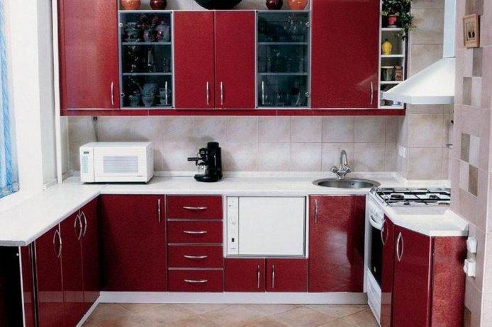 Дизайн кухонного гарнітура