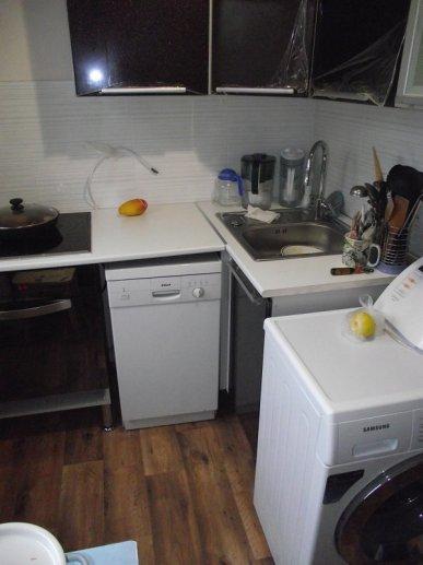 руками ремонт в кухні своїми