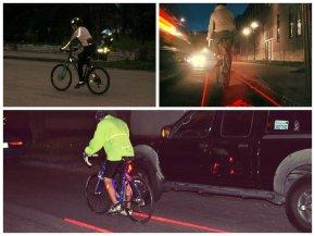 5. Пересування вночі велосипеди, дорога, пдд, правила