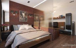 Дизайн-проект однокімнатної квартири