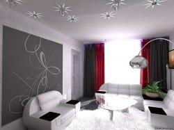 Вітальня в 18 кв м - покарання або шанс для дизайнерської думки?