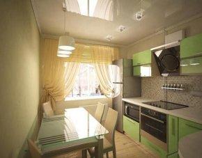 косметичний ремонт кухні недорого