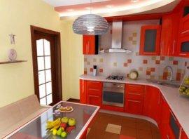ремонт кухні красиво
