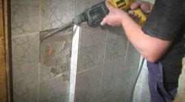 ремонт ванної кімнати демонтаж