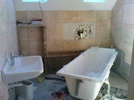 ремонт ванної кімнати демонтаж 2