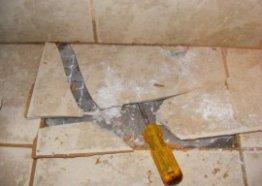 ремонт ванної кімнати демонтаж 4